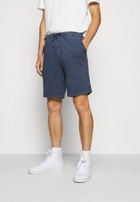 Polo Ralph Lauren - TERRY - Pantalon de survêtement - cruise navy - 0