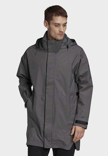 URBAN RAIN.RDY OUTDOOR RELAXED - Waterproof jacket - grey