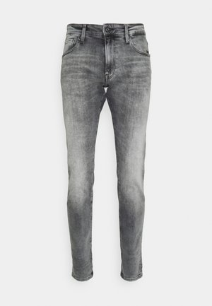 REVEND SKINNY - Jeans Skinny - elto black superstretch/faded seal grey