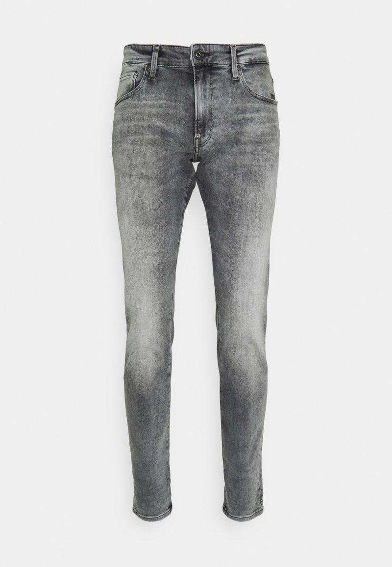 G-Star - REVEND SKINNY - Jeans Skinny Fit - elto black superstretch/faded seal grey