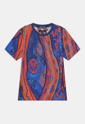 UNISEX - Camiseta estampada - navy