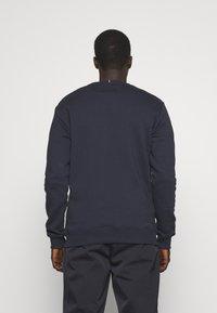 Les Deux - ENCORE - Sweatshirt - dark navy/sky blue - 2