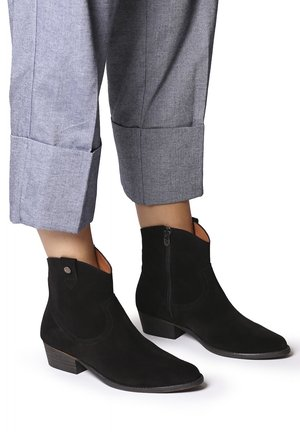 URBAN-SY - Ankle boots - black