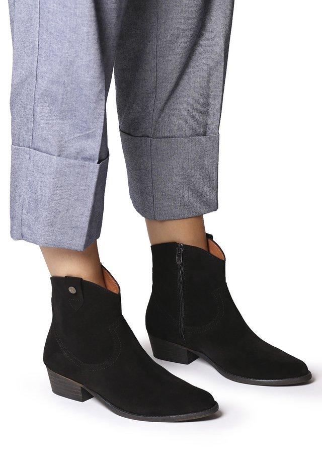 URBAN-SY - Boots à talons - black