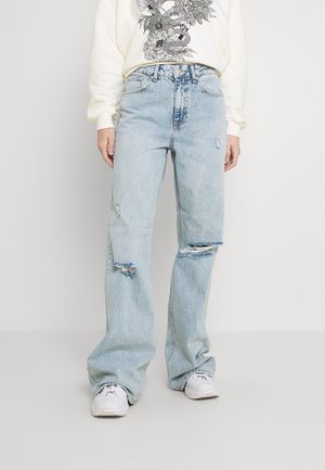 GAIA  - Relaxed fit jeans - denim blue