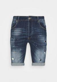 STALHAM  - Short en jean - blue