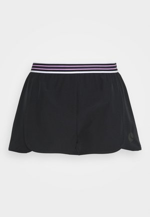TINE SHORTS - Sports shorts - black beauty