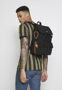 Ecoalf - ZERMAT BACKPACK - Reppu - black - 6