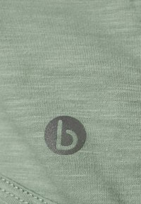 Cotton On Body - LIFESTYLE TWIST BACK TEE - T-shirts med print - washed aloe - 2