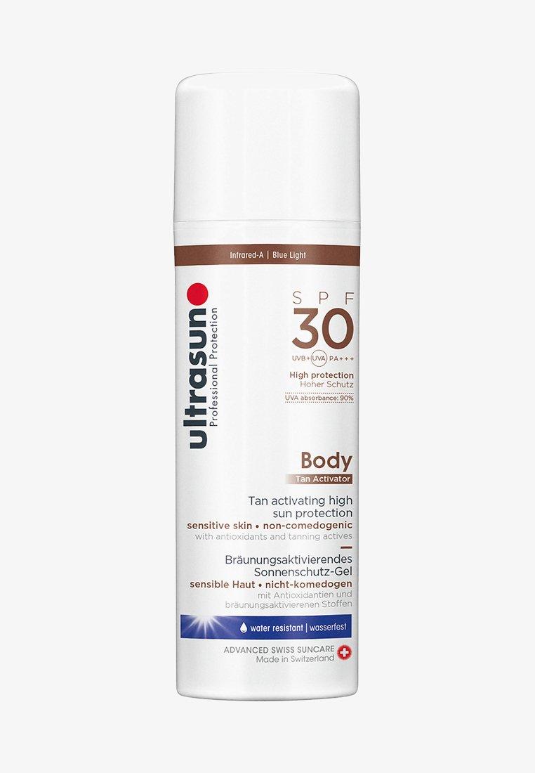 Ultrasun - BODY TAN ACTIVATOR SPF30  - Sun protection - -