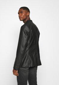 Antony Morato - SLIM JACKET ZELDA - Blazer jacket - black - 2