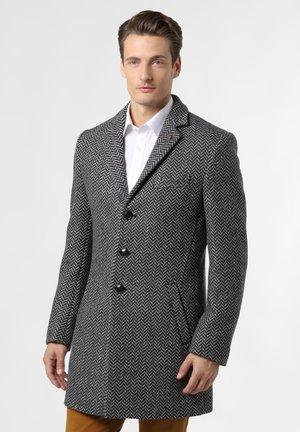 CHRISTOPHER - Classic coat - schwarz