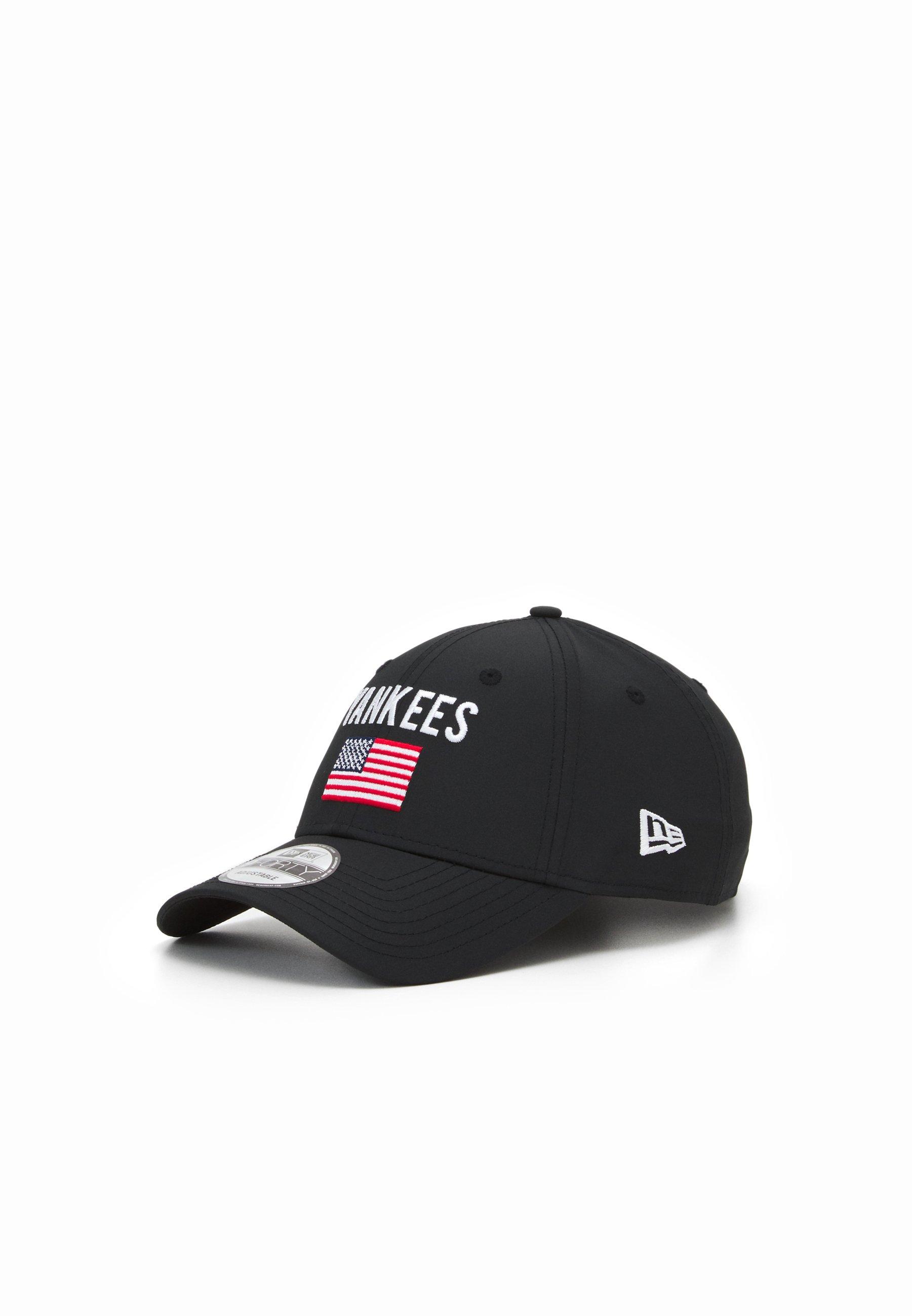 New Era Team Flag 9forty - Cap Black/schwarz
