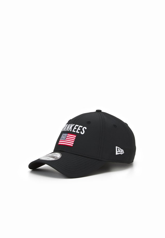 TEAM FLAG 9FORTY - Cappellino - black