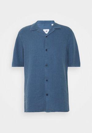 MIYAGI - Shirt - washed navy