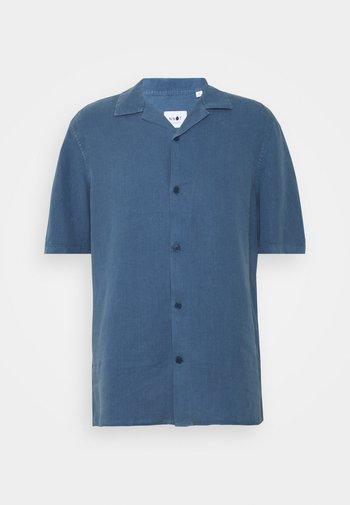 MIYAGI - Camisa - washed navy