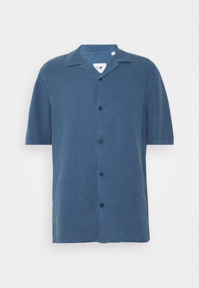 MIYAGI - Overhemd - washed navy