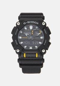 G-SHOCK - NEW GA HEAVY DUTY STREET - Chronograph watch - black - 0