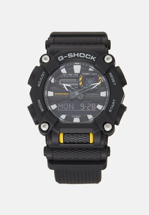 NEW GA HEAVY DUTY STREET - Chronograph watch - black