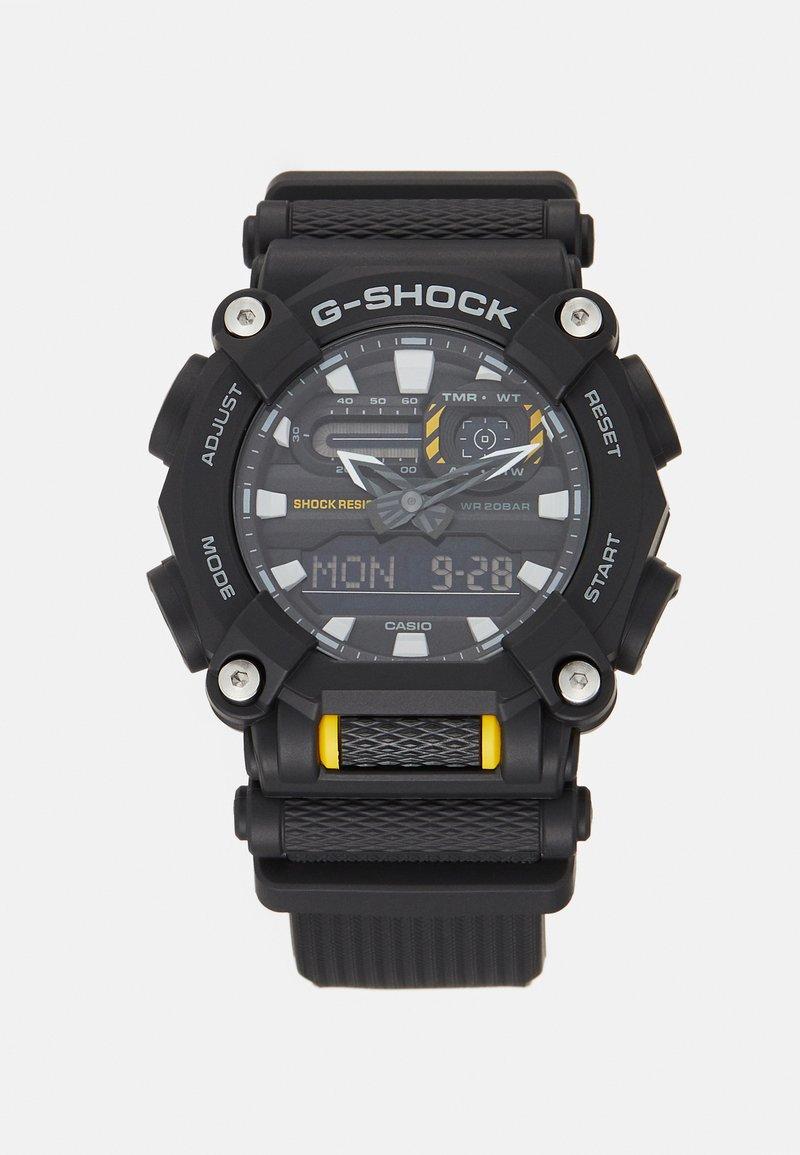 G-SHOCK - NEW GA HEAVY DUTY STREET - Chronograph watch - black