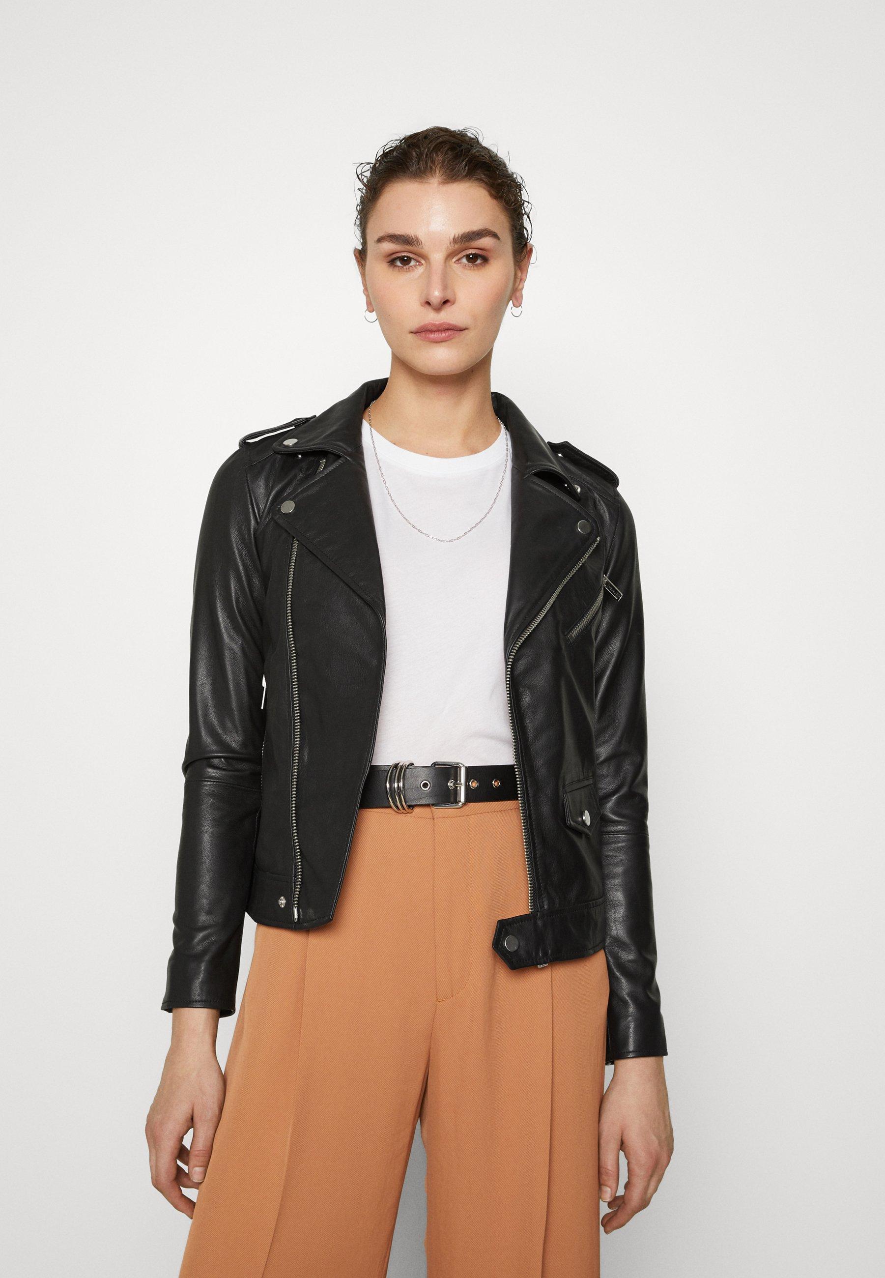 Women RIVER ORIGINAL - Leather jacket