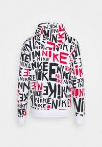 Nike Sportswear - Hoodie - university red/white - 1