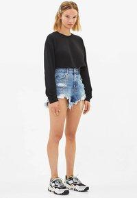 Bershka - Sweatshirts - black - 1
