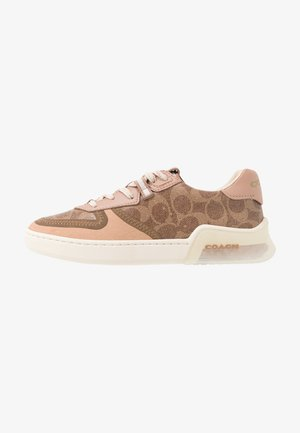 CITYSOLE  COURT  - Sneaker low - tan/beechwood