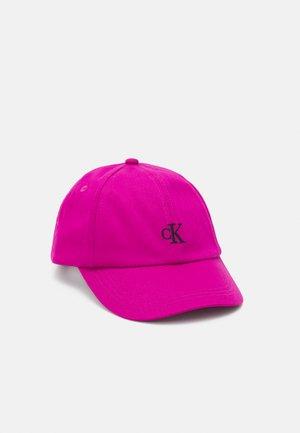MONOGRAM BASEBALL UNISEX - Cappellino - purple