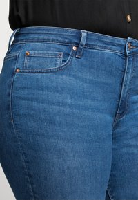 Marks & Spencer London - IVY SKINNY - Jeansy Skinny Fit - blue denim - 4