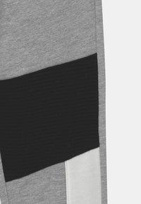 Lindex - Tracksuit bottoms - grey melange - 2