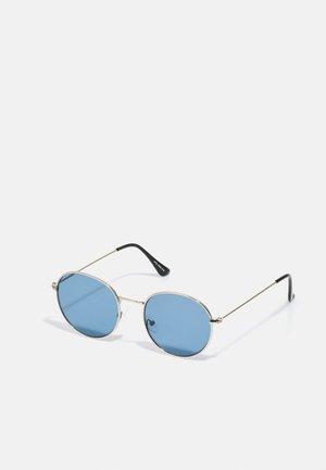 UNISEX - Zonnebril - silver/ blue