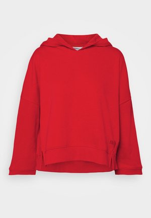 ONLENJA LIFE HOOD - Collegepaita - high risk red