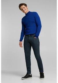 Esprit - Slim fit jeans - blue dark washed - 3