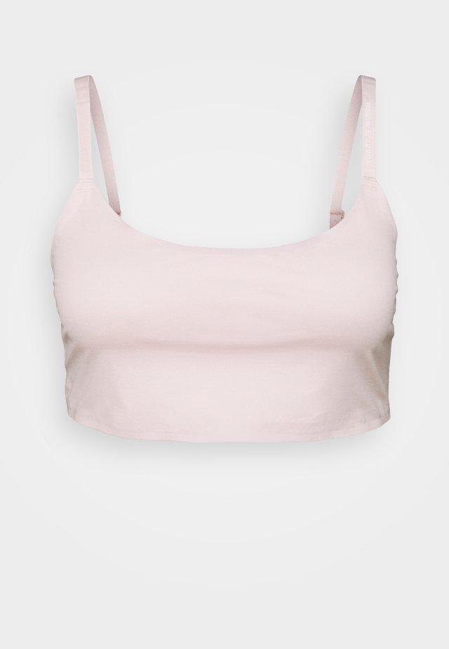 COMFORT LIGHT BRALETTE CURVE - Korzet - pale pink