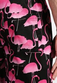 Lousy Livin Underwear - FLAMINGO - Pyjama bottoms - black - 4