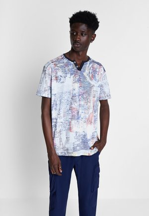 TS_ERIC - Print T-shirt - multicolor