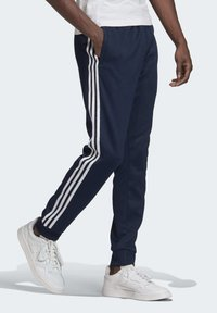 adidas Originals - ADICOLOR CLASSICS PRIMEBLUE SST TRACKSUIT BOTTOM - Spodnie treningowe - blue - 2
