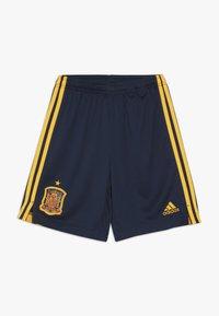 adidas Performance - SPAIN FEF HOME SHORTS - Sports shorts - collegiate navy - 0