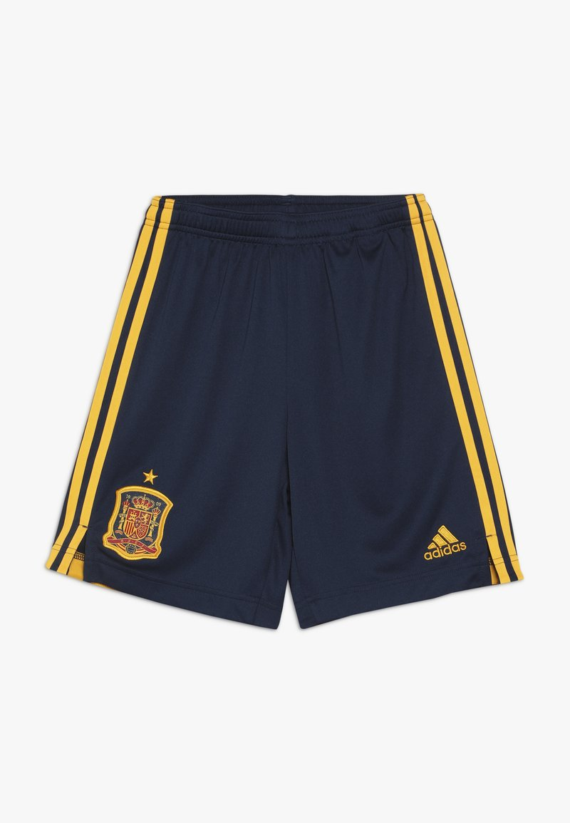 adidas Performance - SPAIN FEF HOME SHORTS - Sports shorts - collegiate navy
