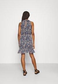 JDY - JDYLARISA HALTERNECK DRESS - Day dress - baby blue - 2
