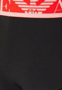 Emporio Armani - TRUNK 3 PACK - Pants - nero - 6