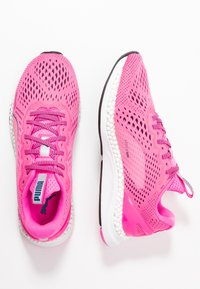 Puma - SPEED 600 2  - Zapatillas de running neutras - luminous pink/digi/blue - 1