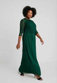 TFNC Curve - CAMELA - Occasion wear - jade green - 1