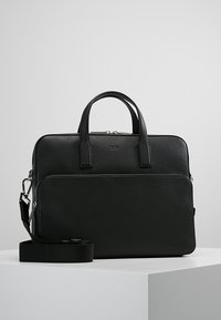 BOSS - CROSSTOWN DOC CASE - Aktetas - black - 0