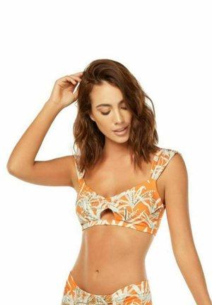 Bikiniöverdel - orange