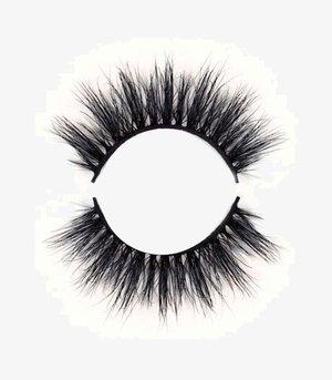 GLAM CAKE SWEET & FLUFFY - False eyelashes - black