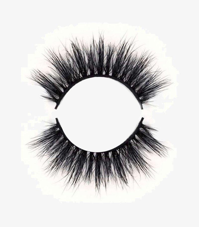 Melody Lashes - GLAM CAKE SWEET & FLUFFY - False eyelashes - black