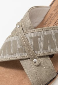 Mustang - Mules - taupe - 5
