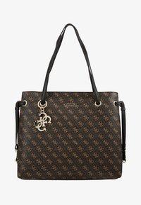 Guess - Shoppingveske - brown - 5